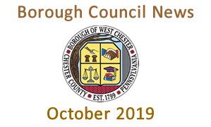 Borough Council News