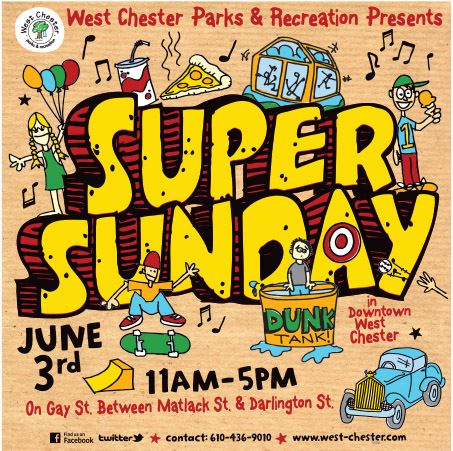 Super Sunday 2018 Flyer
