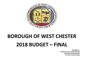 2018 Budget Report