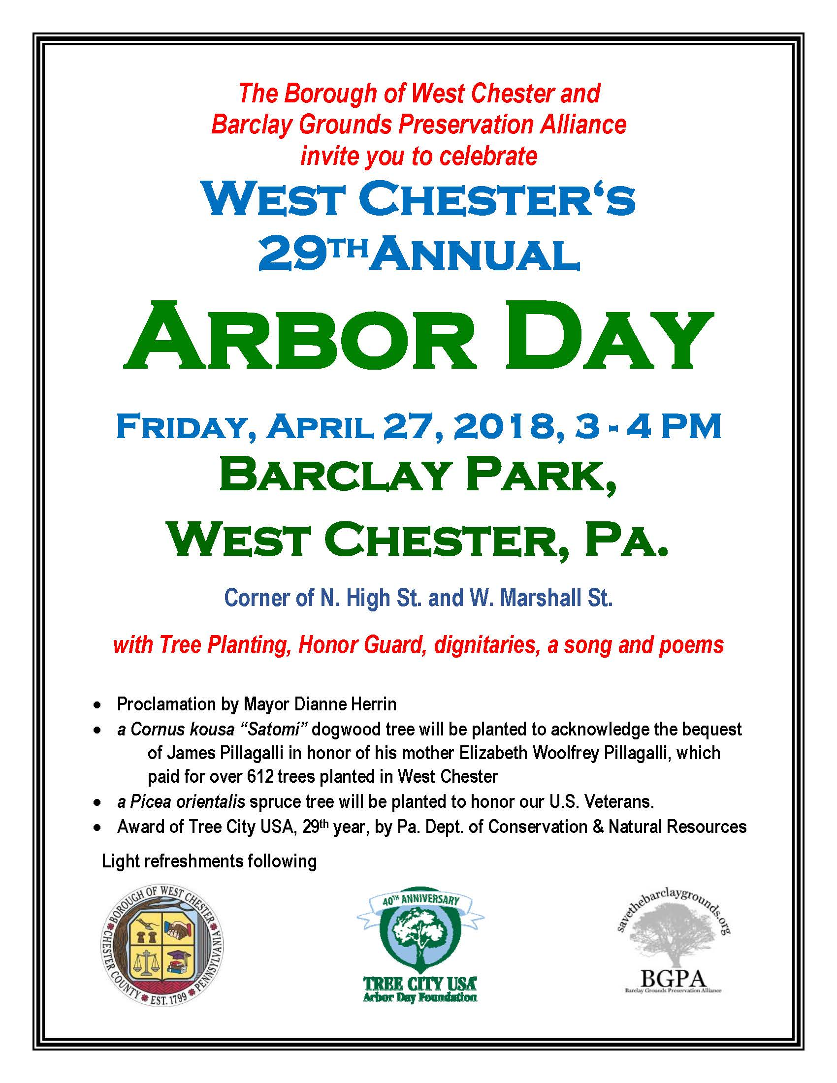 Arbor Day 2018 Flyer  Final 4.9.18